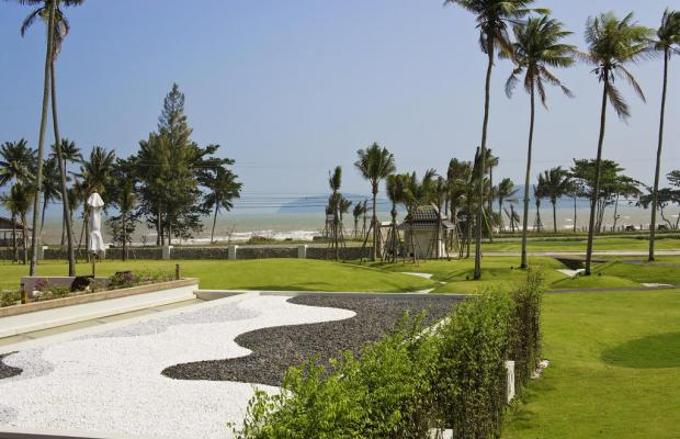 фотографии отеля Novotel Chumphon Beach Resort and Golf изображение №23