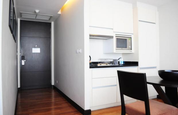 фотографии отеля Fraser Suites Sukhumvit изображение №27