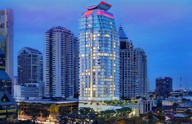 фотографии Marriott Executive Apartments Sathorn Vista изображение №16