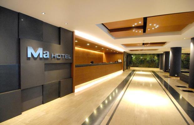 фото отеля Ma Hotel Bangkok (ех. Manohra) изображение №13