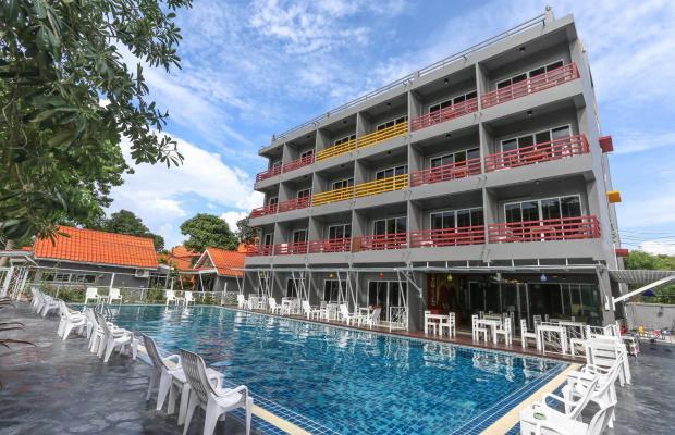 фото отеля P.K. Resort & Villas Jomtien Beach изображение №1