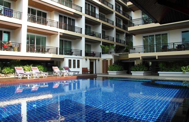фото отеля Jomtien Beach Penthouses изображение №1