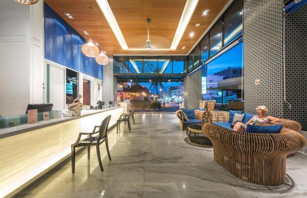 фотографии отеля The Beach Heights Resort изображение №3