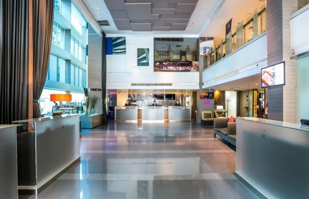 фотографии отеля Novotel Bangkok Fenix Silom изображение №11