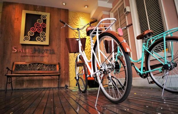 фотографии отеля Salil Hotel Sukhumvit Soi 8 изображение №23