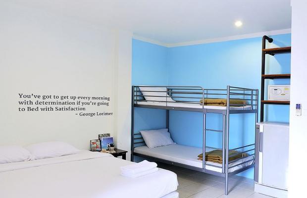 фотографии отеля Beds Patong изображение №19