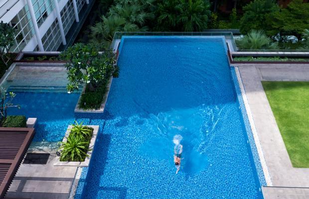 фотографии отеля Pullman Bangkok King Power изображение №7