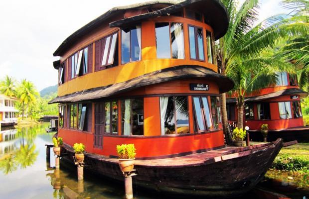 фотографии отеля Koh Chang Boat Chalet изображение №19