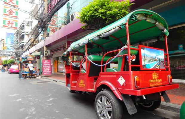 фото Royal Bangkok@Chinatown (ex. White Orchid Hotel) изображение №22