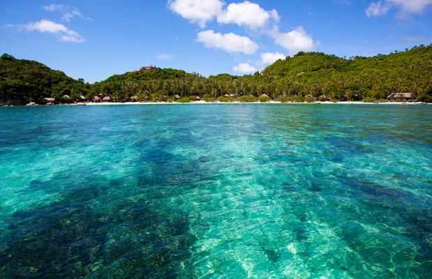 фотографии отеля The Haad Tien Beach Resort изображение №3