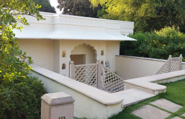 фотографии отеля  The Oberoi Vanyavilas Ranthambhore изображение №51