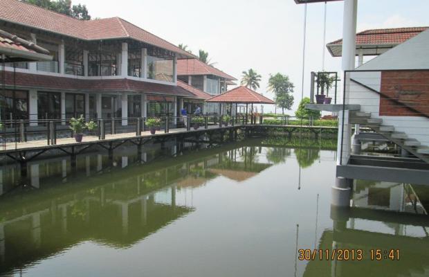 фотографии отеля Edassery Kayal Resort изображение №3