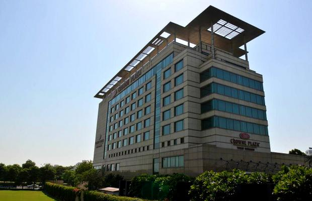 фото отеля Crowne Plaza Gurgaon  изображение №1