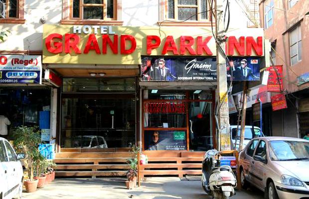 фото отеля Grand Park Inn изображение №1