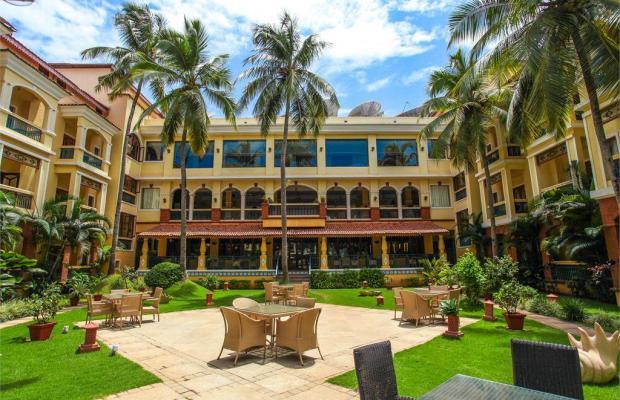 фотографии отеля Country Inn & Suites By Carlson Goa Candolim (ex. Girasol Beach Resort) изображение №7