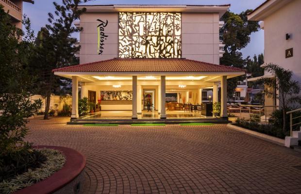 фото отеля Radisson Goa Candolim (ex. Victor Exotica Beach Resort) изображение №25
