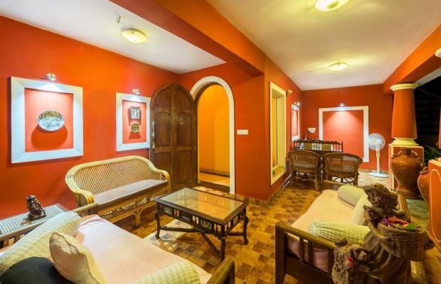 фотографии отеля Treebo Vila de Goa изображение №23