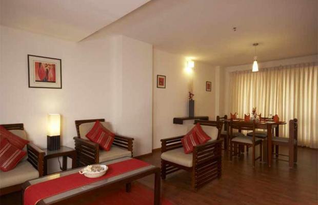 фотографии отеля Kanoos Residency изображение №11