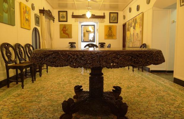 фото отеля WelcomHeritage Panjim Pousada изображение №21