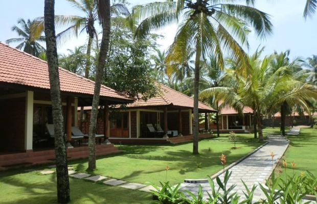 фотографии отеля The Nattika Beach Ayurveda Resort изображение №15