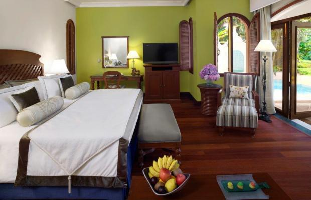 фотографии отеля Taj Exotica изображение №15