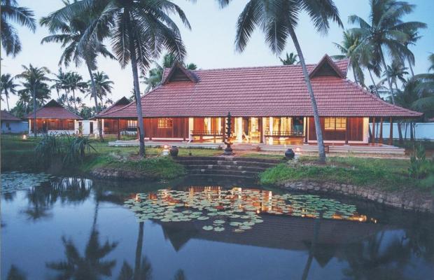 фотографии отеля Kumarakom Lake Resort изображение №15