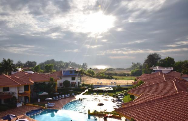 фотографии отеля Baywatch Resort Goa изображение №19