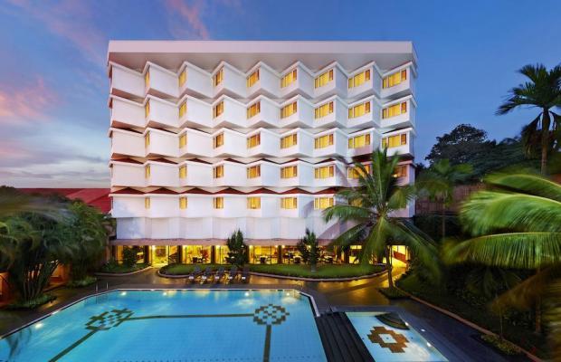 фото отеля The Gateway Hotel Beach Road Calicut изображение №1