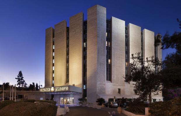 фотографии Prima Park Hotel Jerusalem (ex. Park Plaza) изображение №20
