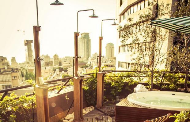 фото Brown TLV Urban Hotel изображение №6