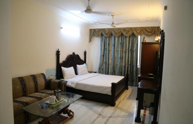 фотографии отеля Ashu Palace изображение №3