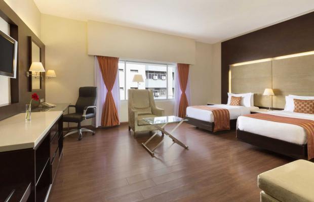фотографии отеля Ramada Chennai Egmore (ex. Comfort Inn Marina Towers) изображение №31