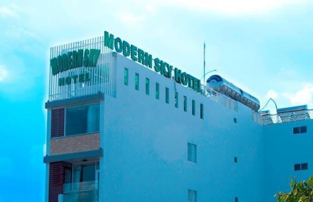 фото отеля Modern Sky Hotel изображение №21