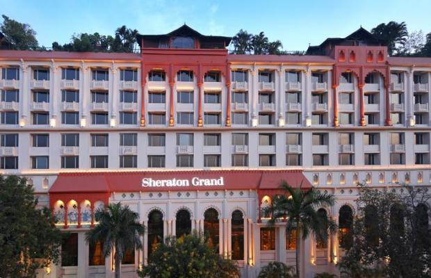 фотографии Sheraton Grand Pune Bund Garden Hotel (ех. Le Meridien Pune) изображение №32