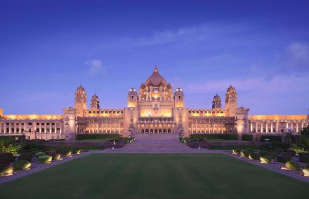 фото Taj Umaid Bhawan Palace изображение №50