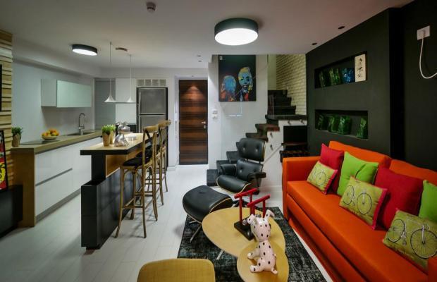 фото 21st Floor 360 Suitop Hotel изображение №34