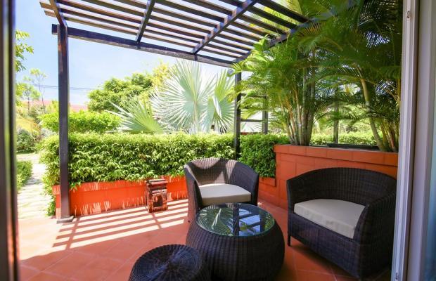 фотографии отеля Mercure Phu Quoc Resort & Villas изображение №27