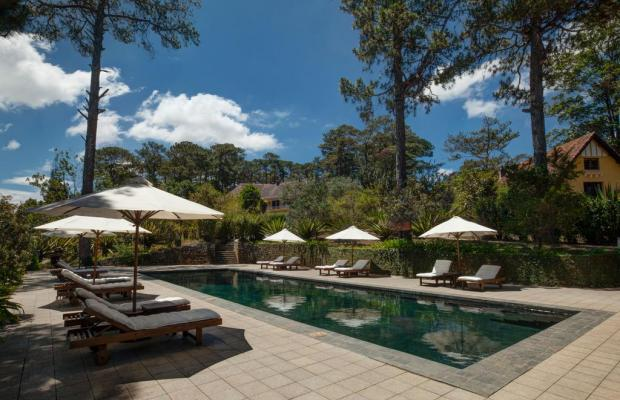 фотографии отеля Ana Mandara Villas Dalat Resort & Spa (ex. Evason Ana Mandara Villas & Six Senses Spa Dalat) изображение №11