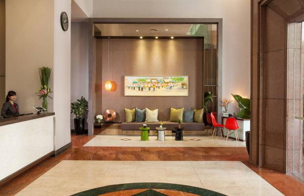 фото отеля Somerset Grand Hanoi изображение №9