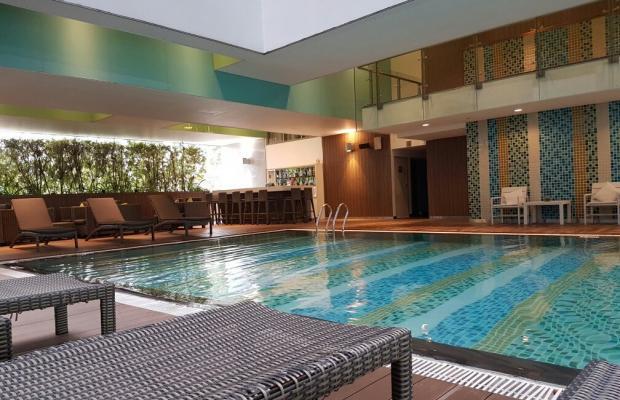 фото отеля Novotel Saigon Centre (ex. Que Huong Liberty 1) изображение №25