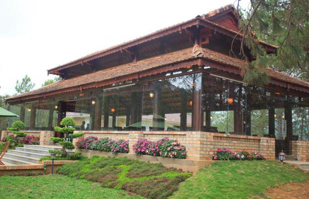 фото Sacom Tuyen Lam Golf Club & Resort изображение №2