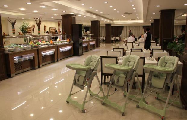фотографии отеля Chinar Hotel & SPA Naftalan изображение №19