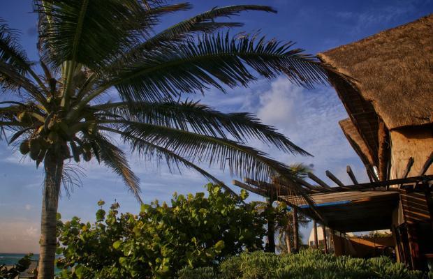 фото Hotel Cabanas Los Lirios Tulum изображение №14