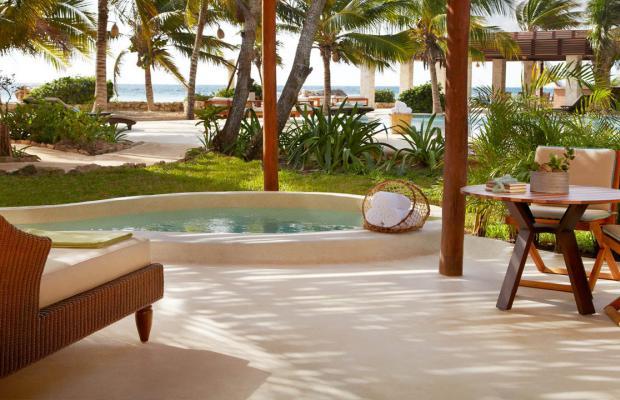 фотографии отеля Viceroy Riviera Maya изображение №11