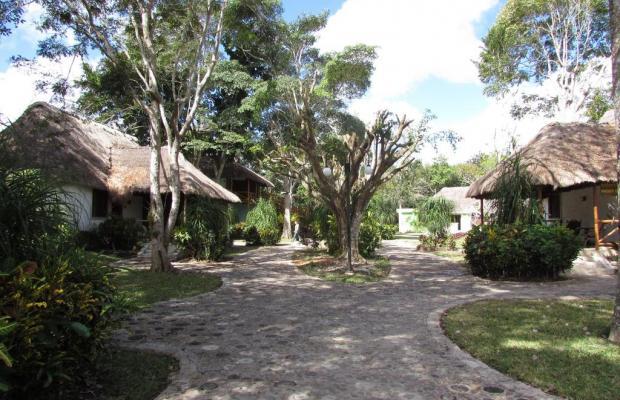 фотографии отеля Chicanna EcoVillage Resort изображение №11