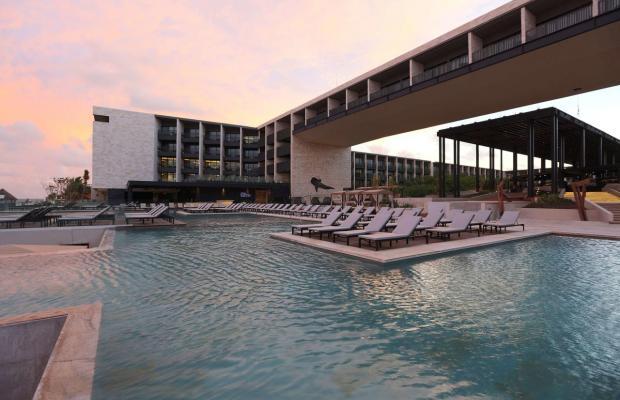 фотографии отеля Grand Hyatt Playa del Carmen Resort изображение №23