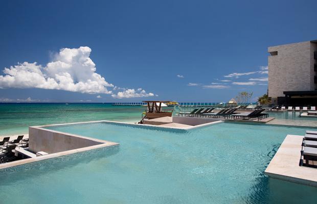 фотографии отеля Grand Hyatt Playa del Carmen Resort изображение №15