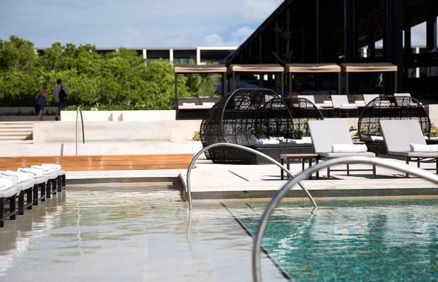 фотографии отеля Grand Hyatt Playa del Carmen Resort изображение №7