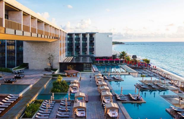фото отеля Grand Hyatt Playa del Carmen Resort изображение №1