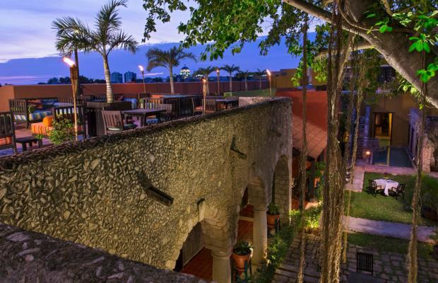 фото отеля Hacienda Puerta Campeche изображение №25